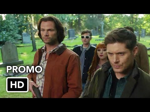 "Supernatural 15x03 Promo ""The Rupture"" (HD) Season 15 Episode 3 Promo"