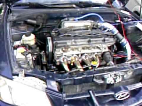 Hyundai getz engine swap