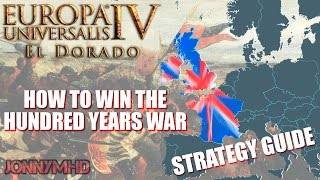 Europa Universalis IV: England Guide - How to win the Hundred years War