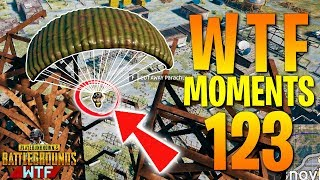 PUBG WTF Funny Moments Highlights Ep 123 (playerunknown's battlegrounds Plays)