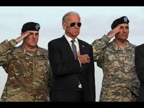 Mais uma carta de militares americanos para o Presidente Biden - o descontentamento só cresce