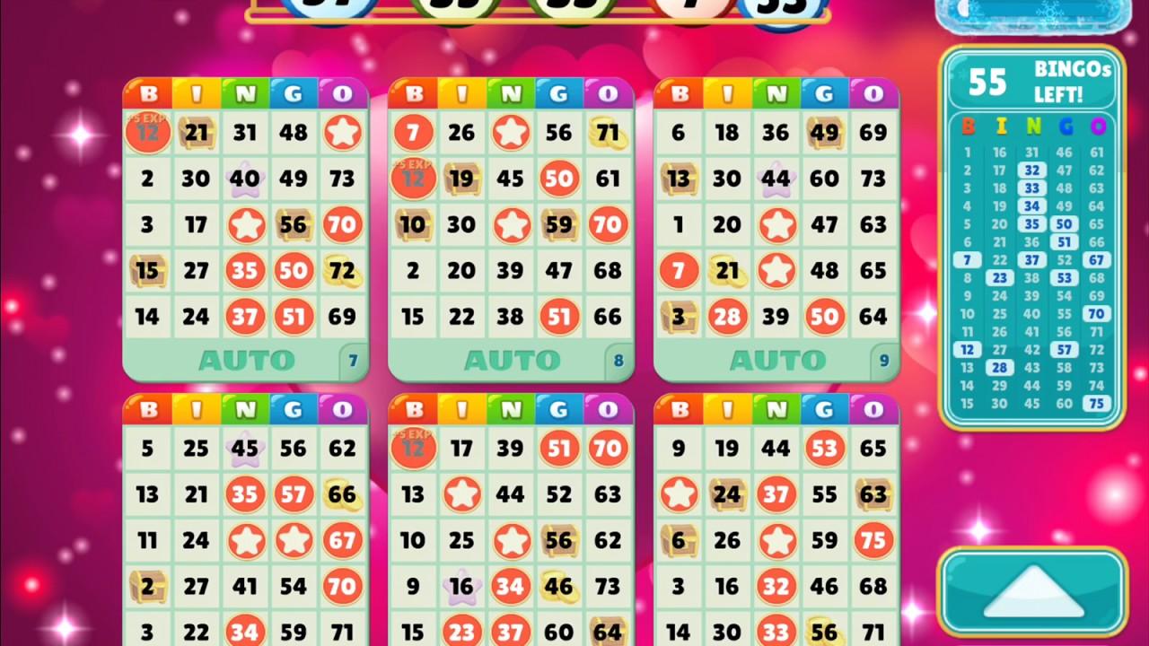 free bingo game