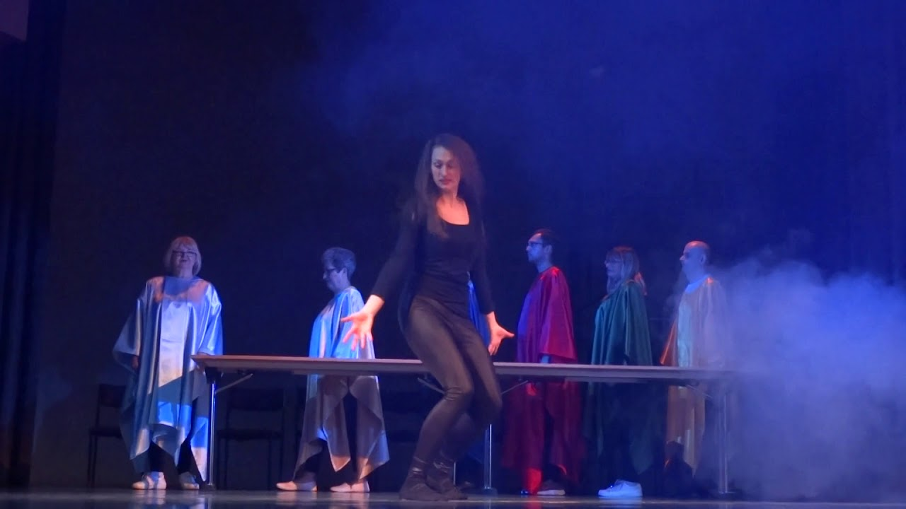 """da VINCI"" premiera Teatru Plastycznego SEN 23.11.2017"