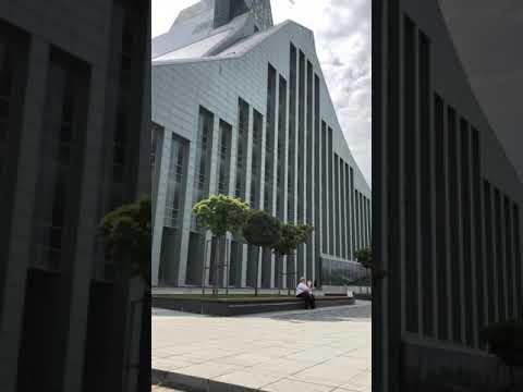 Latvian National Library
