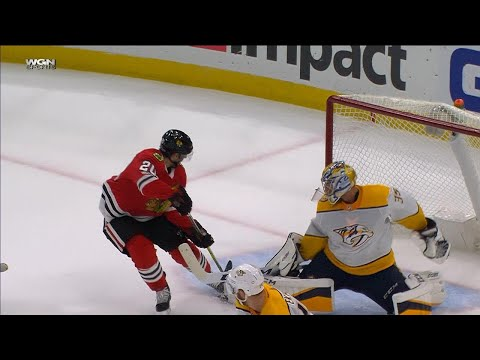 10/14/17 Condensed Game: Predators @ Blackhawks