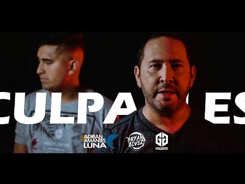 CULPABLES AMANTES DE LA LUNA Y BRYAN ALVEZ (Cover)