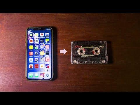 Запись звонков на Iphone, WAYTRONIC Mobile phone cell recorder.