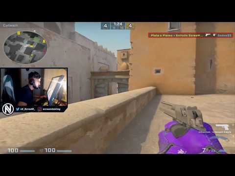 Scream Matchmaking on New Dust2 37 FRAGs