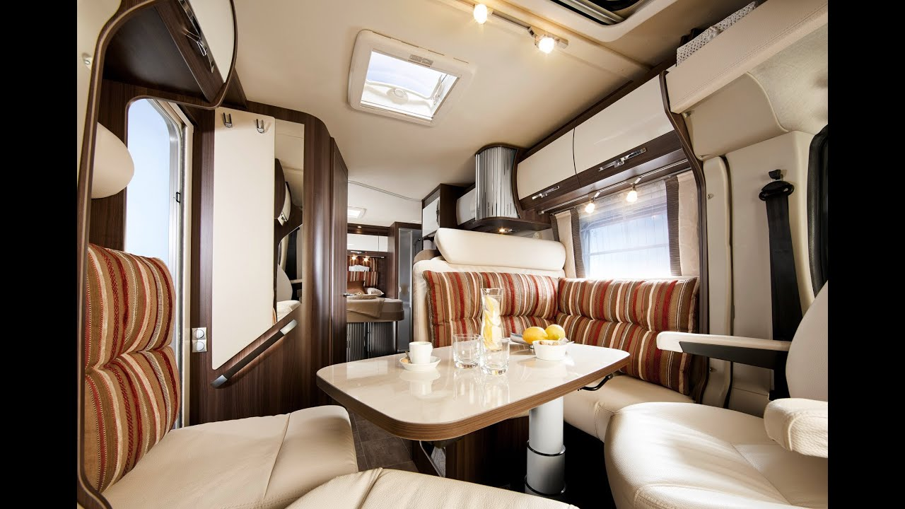 Creative Luxury Caravan SE760 Mavis Modern Interior Design