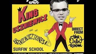 King Uszniewicz and His Uszniewicztones - The Crusher