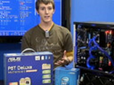 Intel Core i7 Overclocking Tutorial NCIX Tech Tips 19