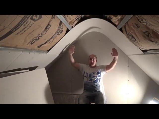Bricotutos placo faire un plafond en plaque de pl tre astuce matos choix la totale - Plaque de platre ba6 ...