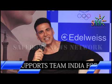 EDELWEISS & AKSHAY KUMAR SUPPORTS TEAM INDIA FOR ASIAN GAMES 2018 03