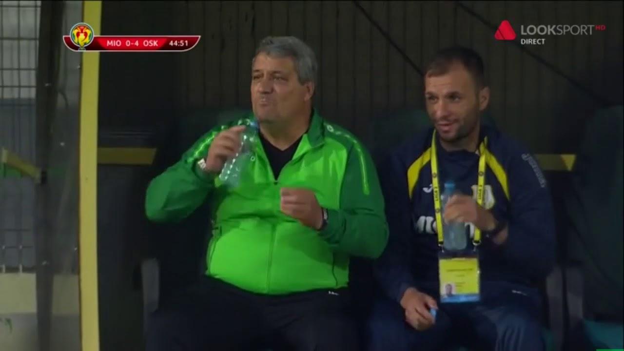 Mioveni - Sepsi: 0-4, min 44, gol Nouvier - Cupa Romaniei Optimi