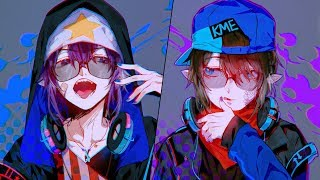 K/DA - POP/STARS (Male Version/Nightcore)