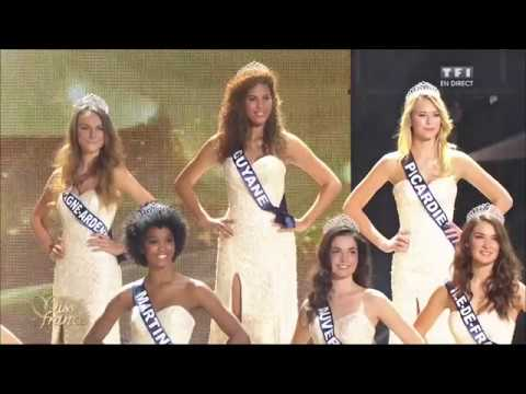 Miss France 2016- FULL SHOW (  IRIS MITTENAERE )