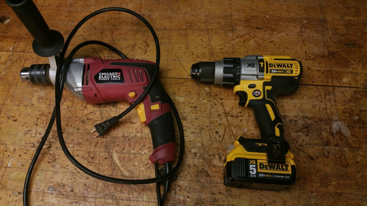 Tool Head To Ep4 Corded Vs Cordless Drills