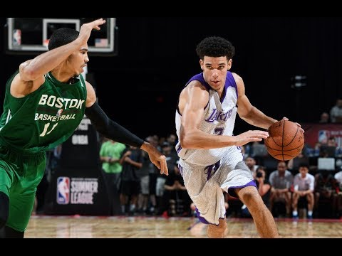 Full Highlights: Boston Celtics vs Los Angeles Lakers, MGM Resorts NBA Summer League | July 8