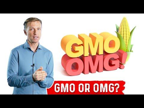 GMO or OMG? Get Immune Against Genetically Modified Organisms: Dr.Berg