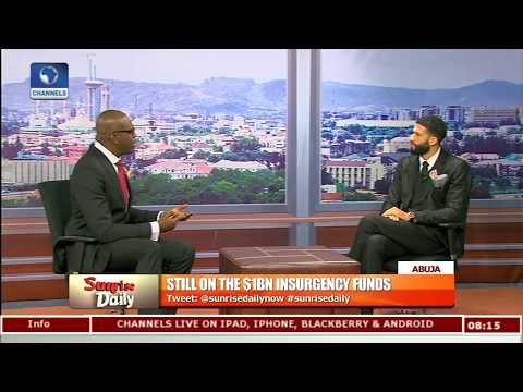 $1bn Insurgency Fund: Nothing Has Changed In Nigeria, It Is The Same Yesterday, Today Pt.3