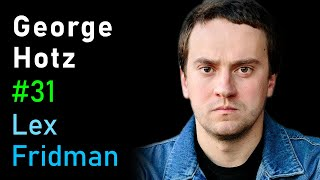 George Hotz: Comma.ai, OpenPilot, and Autonomous Vehicles | Artificial Intelligence (AI) Podcast