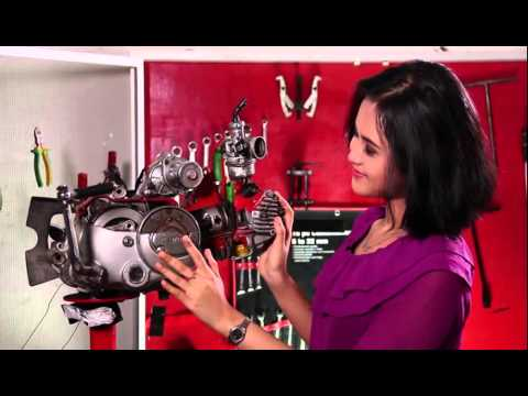OTOMOTIF - Memeriksa Dan Memperbaiki Kelistrikan Bodi Sepeda Motor