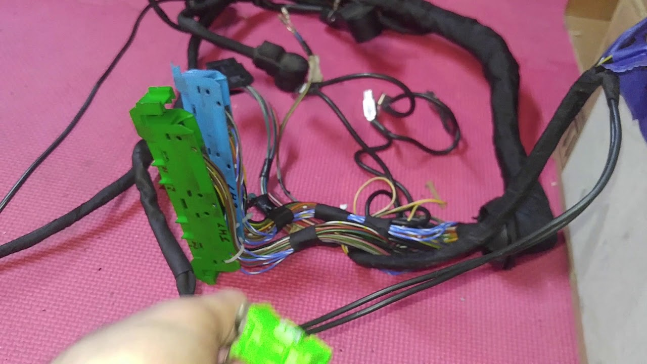 medium resolution of mercedes wiring harness repair wiring diagram paper mercedes wiring loom problems mercedes wiring loom