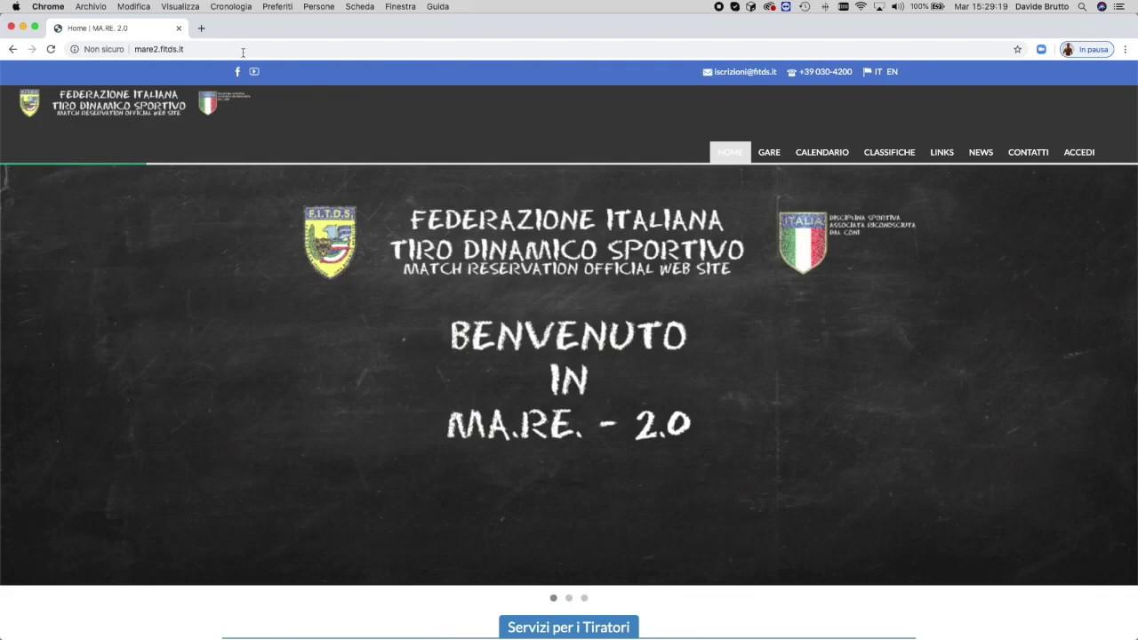 F.I.T.D.S. – Federazione Italiana Tiro Dinamico Sportivo