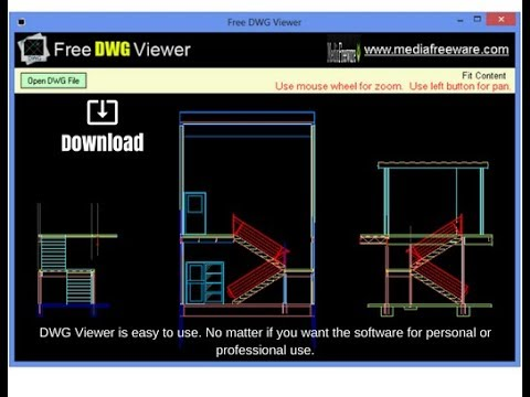 DWG Viewer | Free And Safe Download