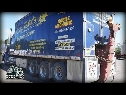 Crazy Dave's Roadside Service - Owner Operator Interview