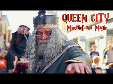 Queen City Mischief & Magic HARRY POTTER Festival | Staunton VA