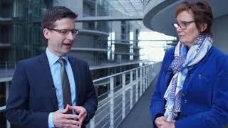 Sybille Benning / Mein Video der Woche: Im Gespräch mit Dr. Volker Born