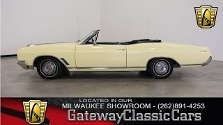 1966 Buick Skylark Convertible Now Featured In Our Milwaukee Showroom #172-MWK