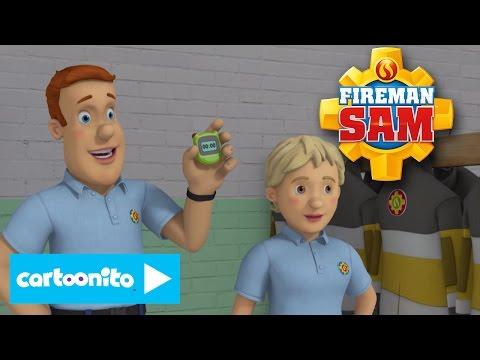 Fireman Sam | Quick Change | Cartoonito