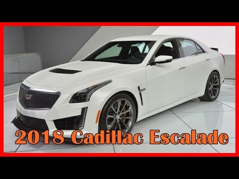 2018 cadillac escalade picture gallery youtube. Black Bedroom Furniture Sets. Home Design Ideas