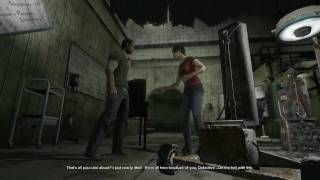 Saw: The Video Game, full walkthrough, Mission 1 - Amanda, Part 4\4