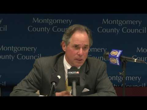 County Council President Roger Berliner on Dept. of Liquor Control Interview
