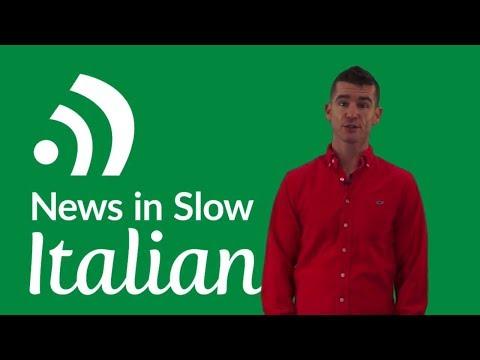 Italian Podcast – Slow Italian News and Conversation (Feb 22, 2018)