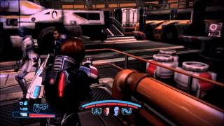 Mass Effect 3 [Part 3] - Death Star Blueprints and My Hate for Liara