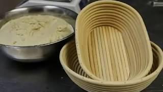 Корзины для расстойки теста. Формы для расстойки хлеба(, 2016-05-09T07:49:14.000Z)