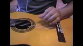 Борис Улыбышев - Веселая мелодия на гитаре (Merry melody on the guitar)