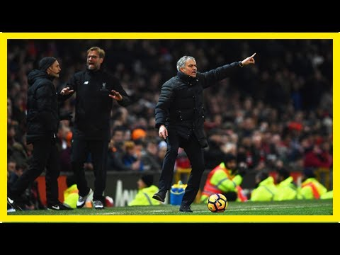 Jurgen Klopp: If Jose Mourinho cannot win trophies then his style 'doesn't work'