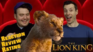 Lion King - Trailer 1 Reaction/Review/Rating
