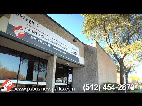 Braker Business Park Business Center in Austin, TX