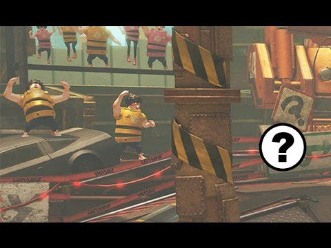 ARMS | News Update: New Character Leak?