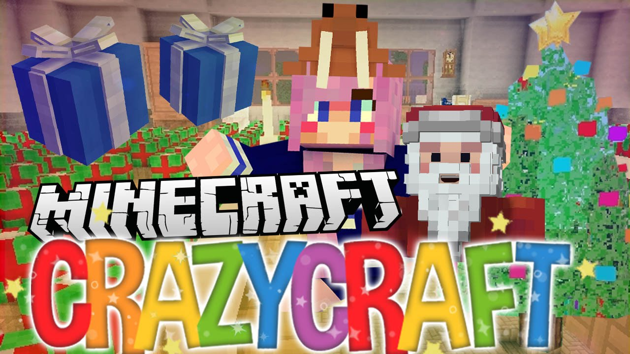 Pranks presents ep 21 minecraft crazy craft 3 0 for Crazy craft 3 0 server