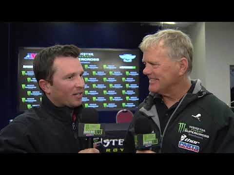 Official Post Race Show - Foxborough - Race Day LIVE 2018