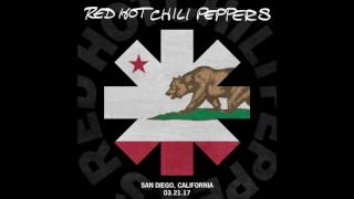 Red Hot Chili Peppers - The Getaway [LIVE San Diego, CA - 21/03/2017]