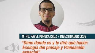 Dime dónde es y te diré qué hacer: Ecología del paisaje y Planeación espacial