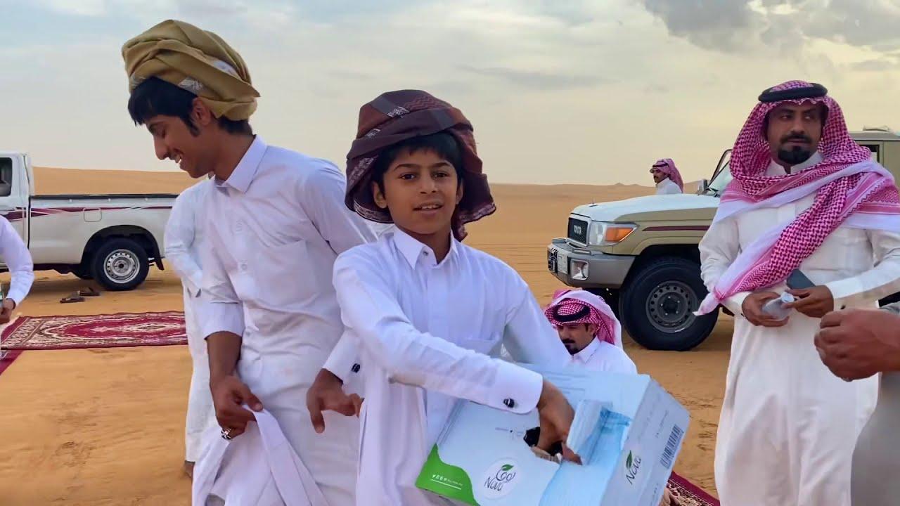رحله ومكشات ابو رفعان